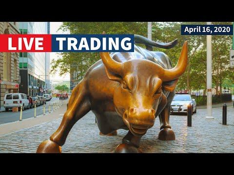 🔴Live Day Trading NYSE & NASDAQ Stocks