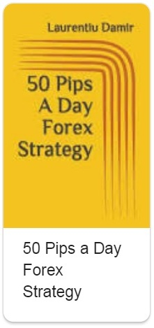 50 Pips a Day Forex Strategy Book by Laurentiu Damir