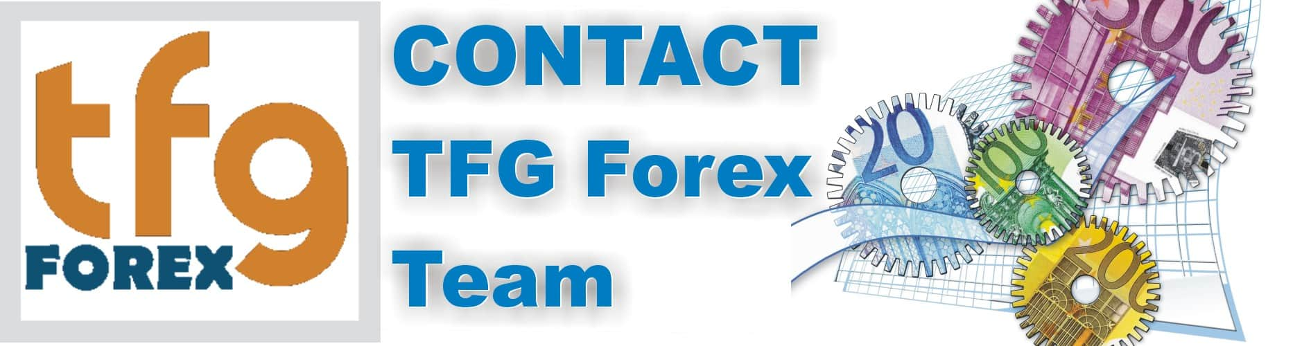 Contact-TFG Forex