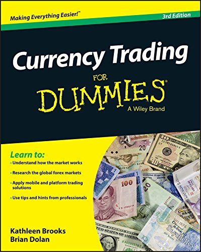 Currency Trading for Dummies Book - Front Title