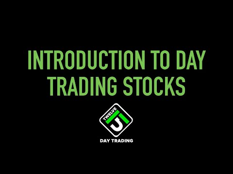 Free Day Trading Course: (Lesson 1 of 9) Introduction To Day Trading Stocks