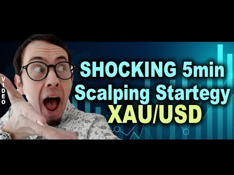 Most Profitable GOLD SCALPING Strategy (5min) Timeframe