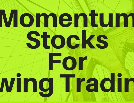 How To Find Momentum Stocks For Swing Trading