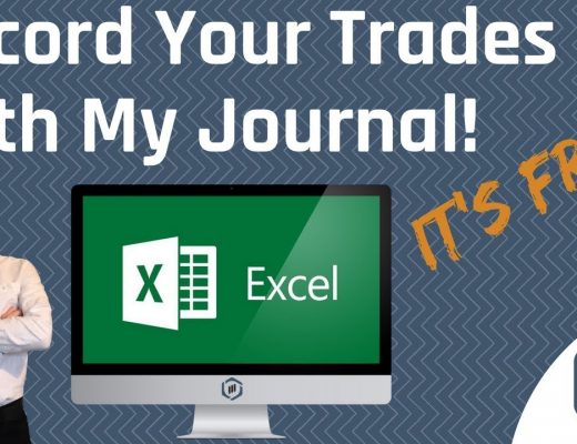 Trading Journal – My Excel Spreadsheet Trading Journal (+ Free Trading Journal Spreadsheet!)