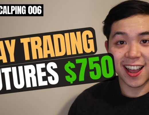 Day Trading E Mini Futures | Live Scalping 006