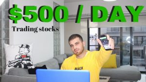 How To Make $500+ a Day Trading Stocks ...Stock Market For Beginners 2020