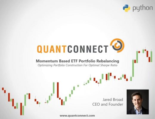 QuantConnect – Momentum Based ETF Asset Allocation in Python