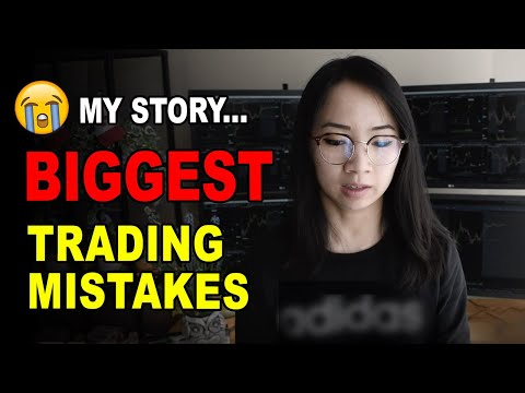 TOP 5 Day Trading Beginner Mistakes to AVOID
