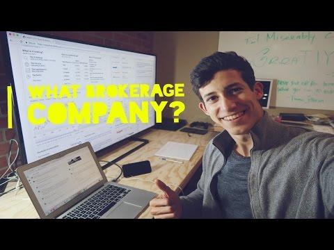 What Brokerage Company Should I Use? | Penny Stocks