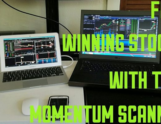 How To Find Winning Stocks (Momentum Scanner)