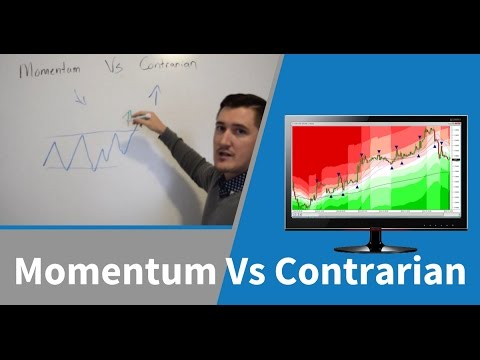 Momentum Trading vs Contrarian Trading