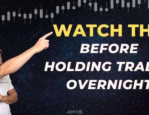 Forex Swing Trading Tip – Holding Trades Overnight | ASFX