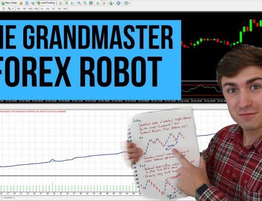 The BEST Forex Robot: The Grandmaster Expert Advisor 📈