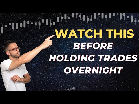 Forex Swing Trading Tip - Holding Trades Overnight | ASFX, Forex Position Trading Express