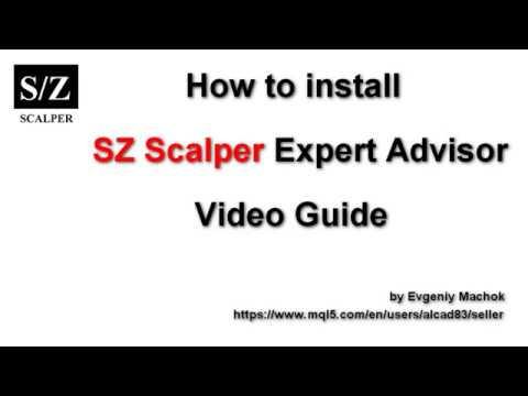 How to install SZ Scalper EA for MetaTrader4