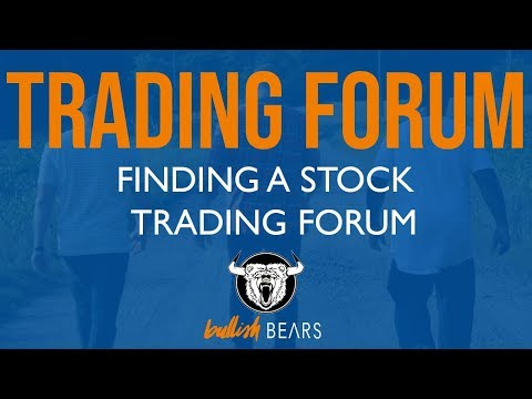 Stock Market Forums and Finding a Good Day Trading Forum