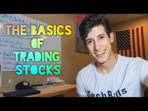 The Basics Of Trading Stocks   How To Invest In The Stock Market