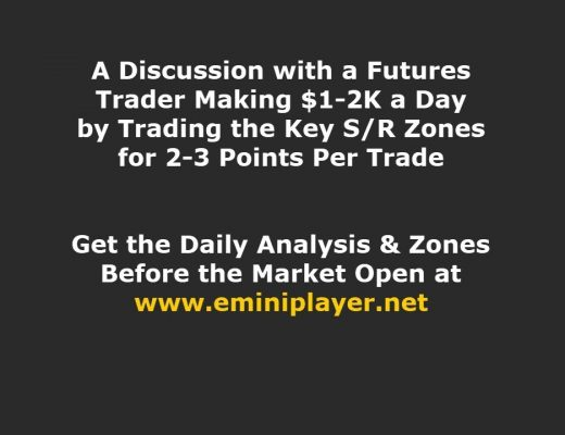 Day Trader Making $1-2K a Day Scalping the E-mini S&P 500 Futures