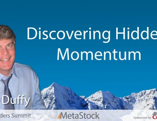 Discovering Hidden Momentum when Trading