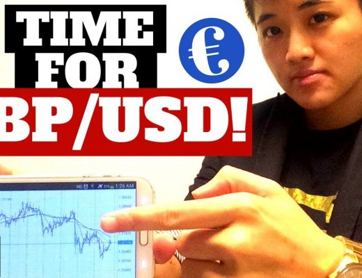Trading GBPUSD for the day! (Trader Vlog)