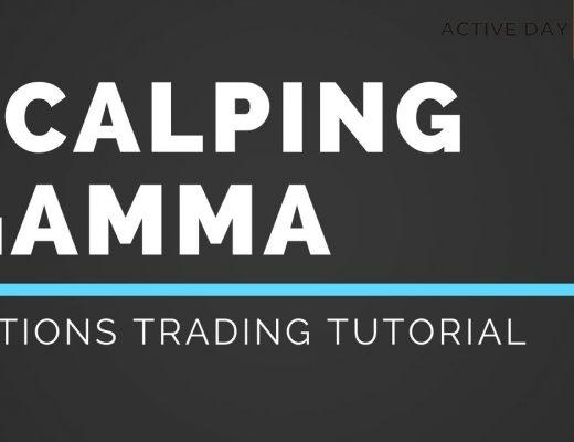 SCALPING GAMMA – Options Trading Tutorial | Thinkorswim | How to Trade Options