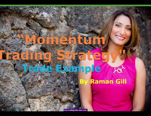 Forex Momentum Trading Strategy example April 13 2016