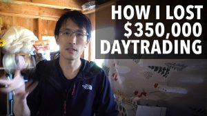 How I lost $350K daytrading stocks and what I learned from it.