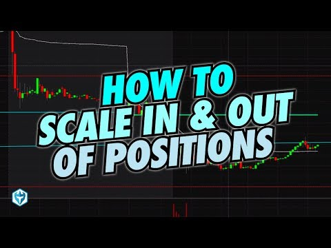 How To Scale Positions The Right Way, Forex Position Trading Warrior