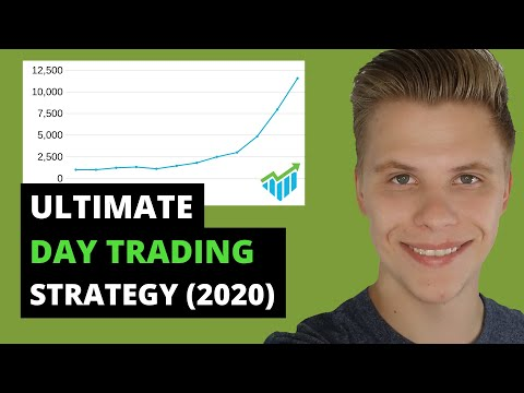 THE EASIEST DAY TRADING STRATEGIES | (WORKS FOR 2020)