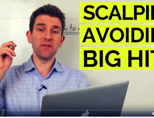 How to Avoid Big Hits [LOSSES] As a Scalper! 😱