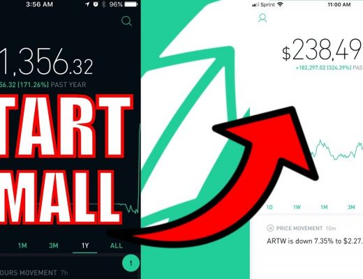 Best Robinhood Trading Strategy For Small Accounts