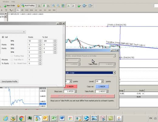 How to Set up #MetaTrader MT4 for Auto Trading