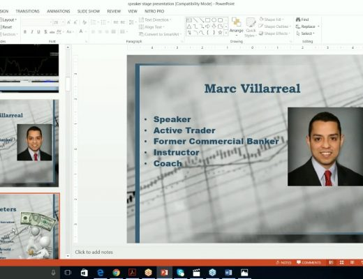 Short Term Momentum Trading on Options, Futures, and Forex  |  Marc Villarreal  |  Trading Institute