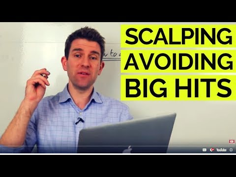 How to Avoid Big Hits [LOSSES] As a Scalper! 😱, Scalping Stop Loss