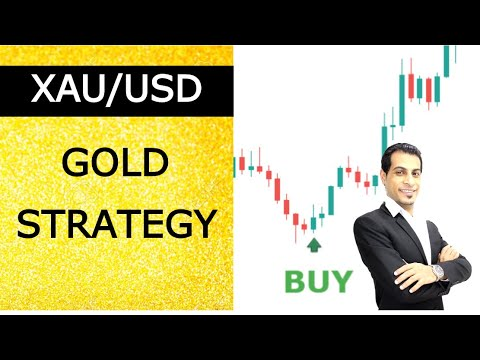 How to Trade XAU/USD: Gold Trading Strategy