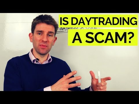 IS DAY TRADING A SCAM? 🙄