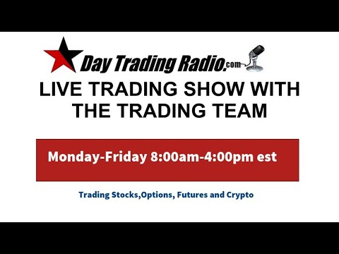 LIVE Thursday Trading Show Day Trading Radio, Scalping vs Day Trading