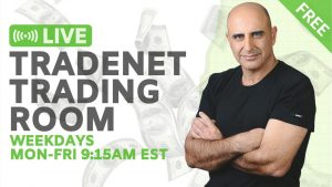 Live Tradenet Day Trading Room - 03/16/2020 - Emergency Fed Rate Cut