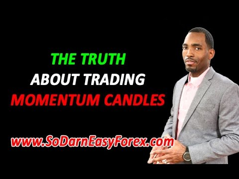 The Truth About Trading Momentum Candles – So Darn Easy Forex