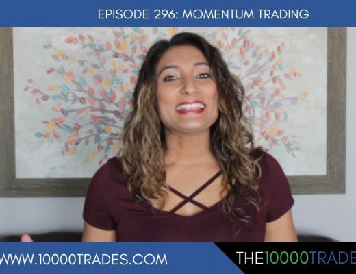 Episode 296:  Momentum Trading  | Best Candlestick Patterns  | Forex Trading Tips