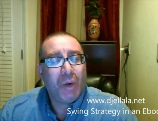 My Swing Trading Strategy in Ebook in PDF File