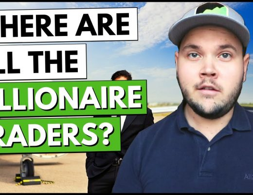 WHY THERE ARE NO BILLIONAIRE TRADERS: How to Get Rich Instead! 💸