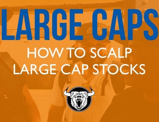 How to Scalp Large Caps Day Trading Options