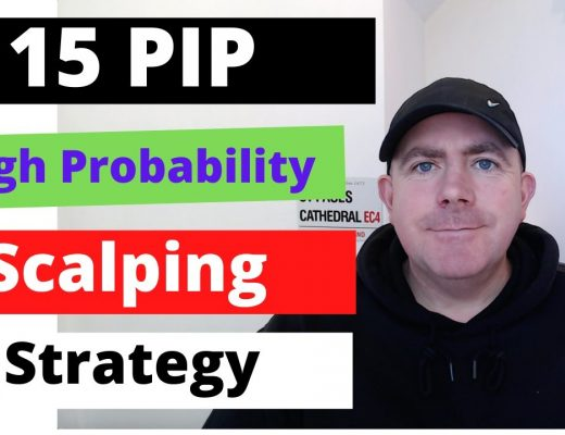 Silly Simple Scalping Strategy Forex|Beginner Scalping Strategy – 15 Pips To £75! Is It Possible?