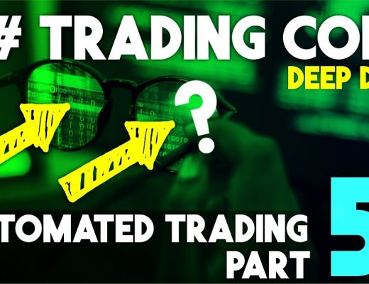 What our trading software code looks like  (Automated Trading Part 5) C#