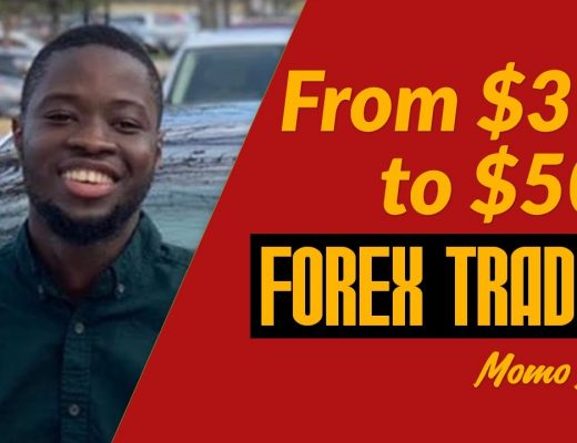 How I Turned My $300 into $50K in 2 Years Using Divergence w/ Momo Njie – Forex Trading | 40 mins