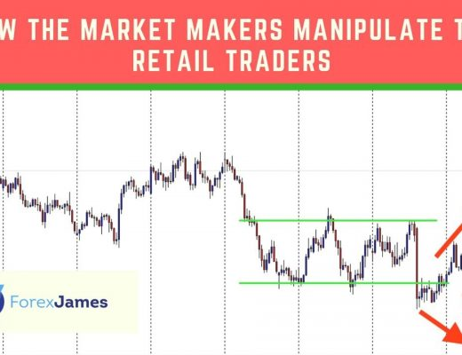 How The Market Makers Manipulate The Retail Traders – Forex James