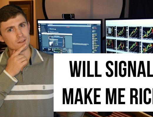 Can you Make a Full Time Living copying Forex Signals? The TRUTH Revealed…