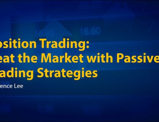COL Trader Summit 2018: Position Trading (Part 1)