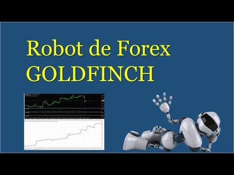 Robot de Forex Estrategia GoldFinch, Trading Noticias